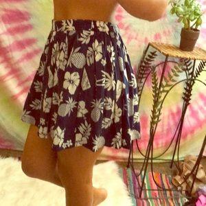 Honolulu skirt